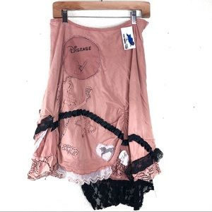 Handmade Disney / Disease Steam Punk Skirt